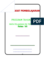 Program Tahunan Ipa