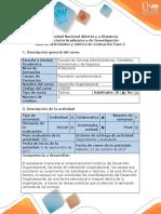 Guía de Actividades y Rubrica de Evaluación - Fase 2-Diagnóstico y Posición Competitiva