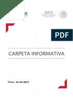 Bansefi Carpeta Informativa