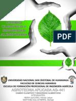Cambio Climatico y Seguridad Alimentaria_ppt