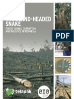 The Thousand-Headed Snake - Telapak-EIA Forests Report 2007 (ENG)