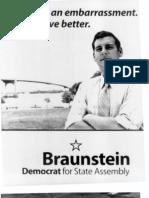 Braunstein as Reformer Mail