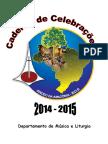 Caderno de Cultos 2014 2015
