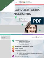 Fne y Convocatorias 2017
