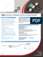 TEXYS-Cond Thermocouple Digital