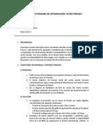 Reporte de Actividades de Optimización Fp1 (1)