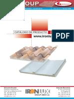 Catalogo Productos Ironlux