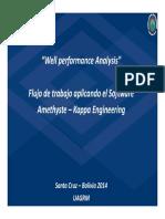Well Performance Analysis - Amethyste - UAGRM 201014