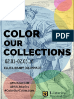 Art Color Our Collections Book