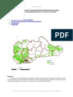 Analisis Territorial Aprovechamiento Del Potencial Renovable