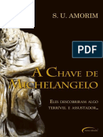 A Chave De Michelangelo - Sérgio Ubirajara De Amorim.epub