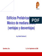 Edificios Prefabricados en Mexico