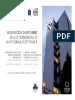 integracion de informes de electromedicina