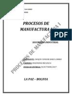 Copiar Tarea de Manufactura