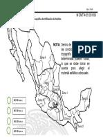 Regionalización de Uso de Asfaltos