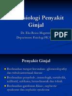 Patofisiologi Sistem Perkemihan
