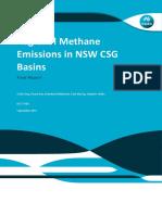 GISERA Narrabri region methane emissions final report