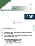 Silvio Bacala Jr - 2 - FormularioHTML