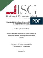 Relatorio Estágio José Danta