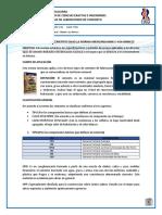 Clasificación de Los Cementos Bajo La Norma Mexicana Nmx
