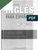 Curso Elemental INGLES Para Españoles (Basil Potter)