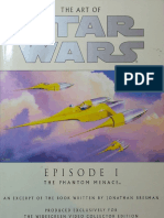 The Art of Star Wars Episode I