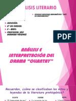 SESIÓN N° 03; INTERPRETAMOS EL DRAMA OLLANTAY.pptx