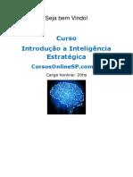 Sp Curso Introducao a Inteligencia Estrategica 39865