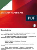 Evaluacion Minerales