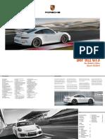 911 GT3 Preisliste