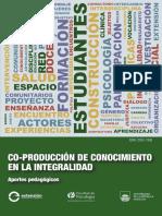 Coproduccion de Conocimiento Final Web 2017