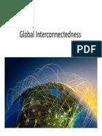 vocab iii - global interconnectedness