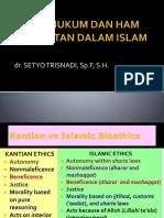7. Hukum, Etik Kesehatan, Dan HAM Dalam Islam
