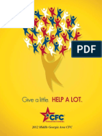 2012 Charity List