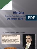 Brasil Dos Anos 1930 – 1945