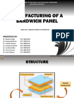 Manufacturing of composites