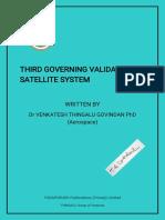Third Governing Validation Satellite System