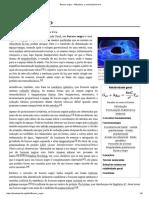 Buraco Negro – Wikipédia, A Enciclopédia Livre
