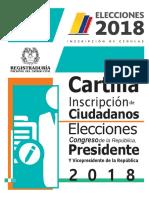 Cartilla IDC 2017