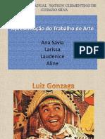 Luiz Gonzaga - Slide de Ana Sávia