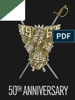 anniversary book -  2nd battalion - small