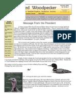 Summer 2008 Sanibel Captiva Audubon Society Newsletter