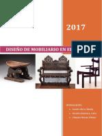 Historia del Mobiliario en el Perú