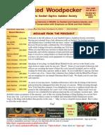 Fall 2009 Sanibel Captiva Audubon Society Newsletter