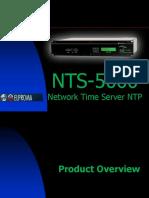 NTS 5000 Presentation