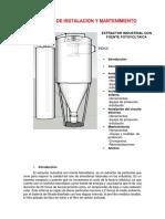 Manual de Instalación y Mantenimiento