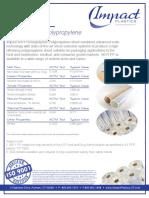 Impact Polypropylene Data Sheets_All Grades