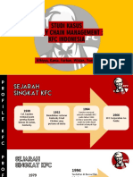 Supply Chain KFC Indonesia
