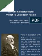 Aula Le Duc - Ruskin