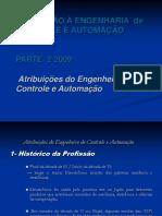 Atribuições Do Engenheiro de Automação
